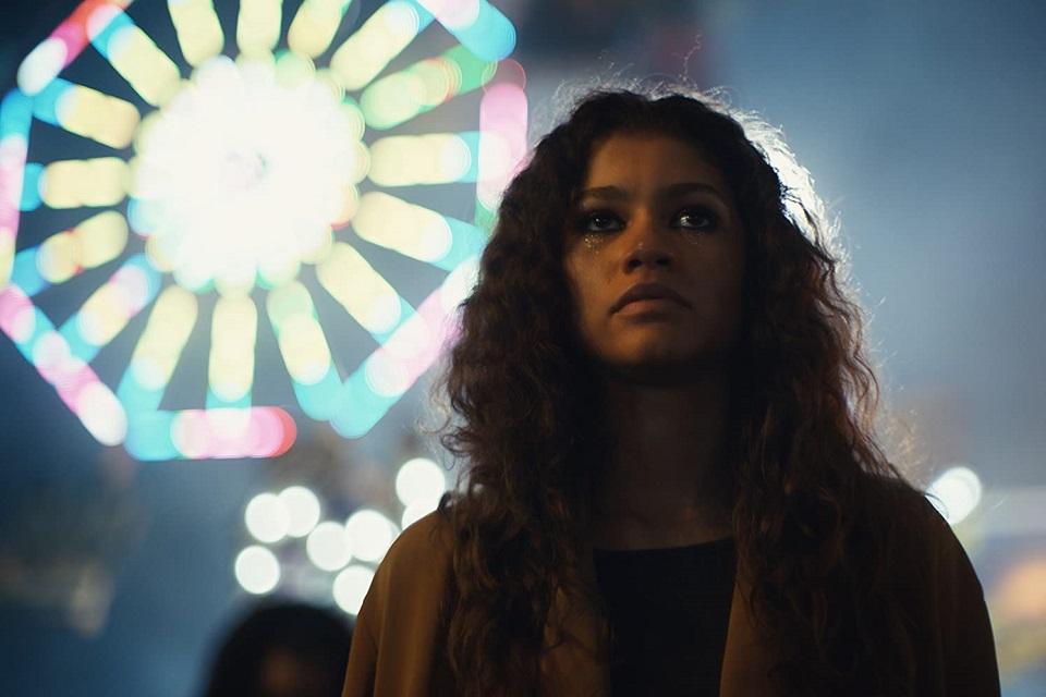 Zendaya, de Euphoria, é a atriz mais jovem a vencer um Emmy