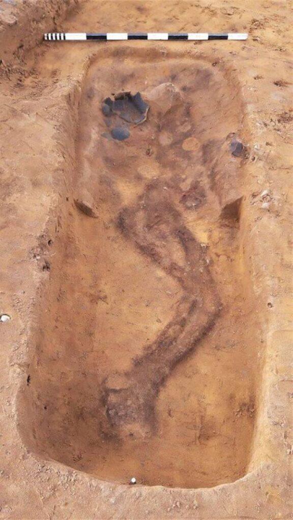 (Fonte: Serviço Arqueológico do Conselho do Condado de Suffolk/Reprodução)