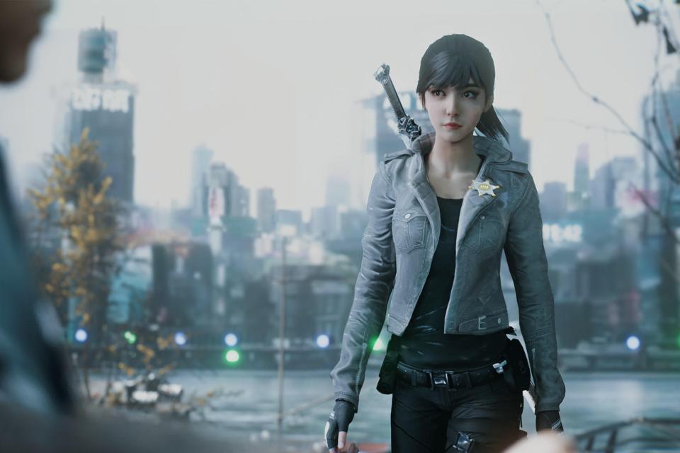 Bright Memory será um dos títulos de lançamento do Xbox Series X