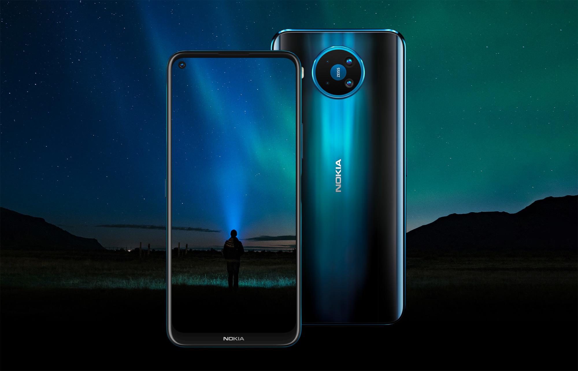 Nokia anuncia novos smartphones, fone de ouvido e speaker