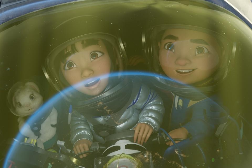 A Caminha da Lua: trailer do novo filme de animação da Netflix