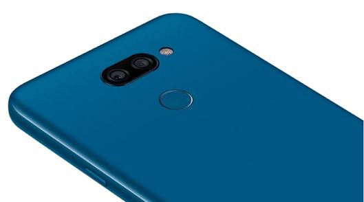 Smartphone LG K40S tem uma dupla de sensores traseiros