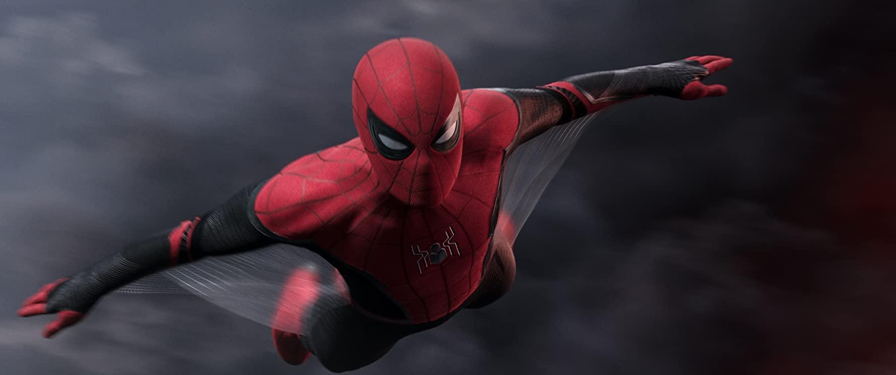 Homem-Aranha: Longe de Casa (2019).