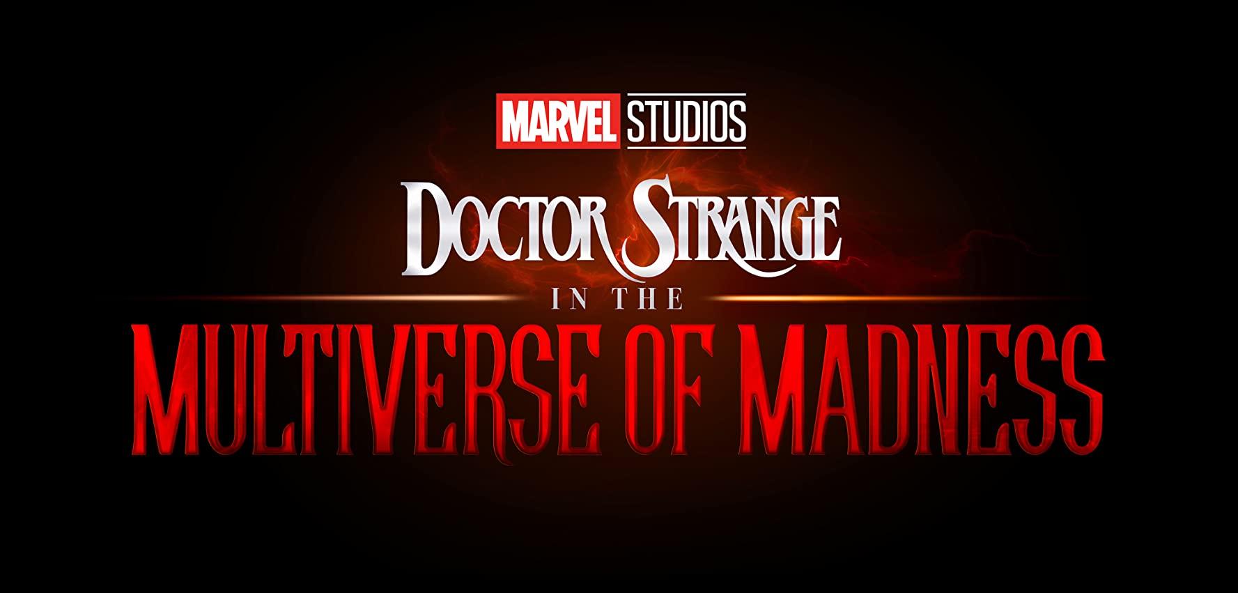 Doutor Estranho no Multiverso da Loucura (2022).