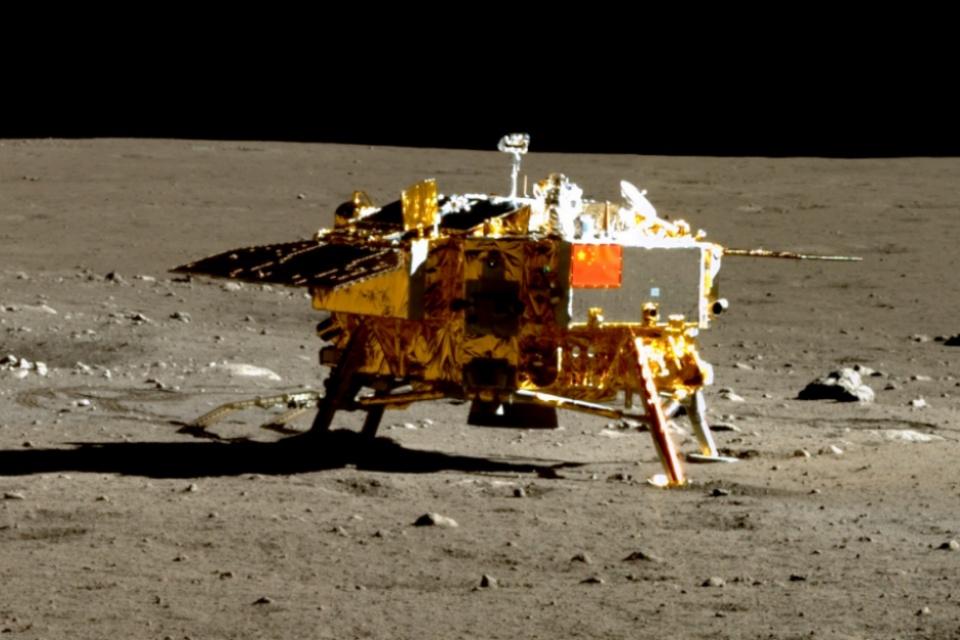 Missão chinesa que pousou na Lua há 7 anos ainda funciona
