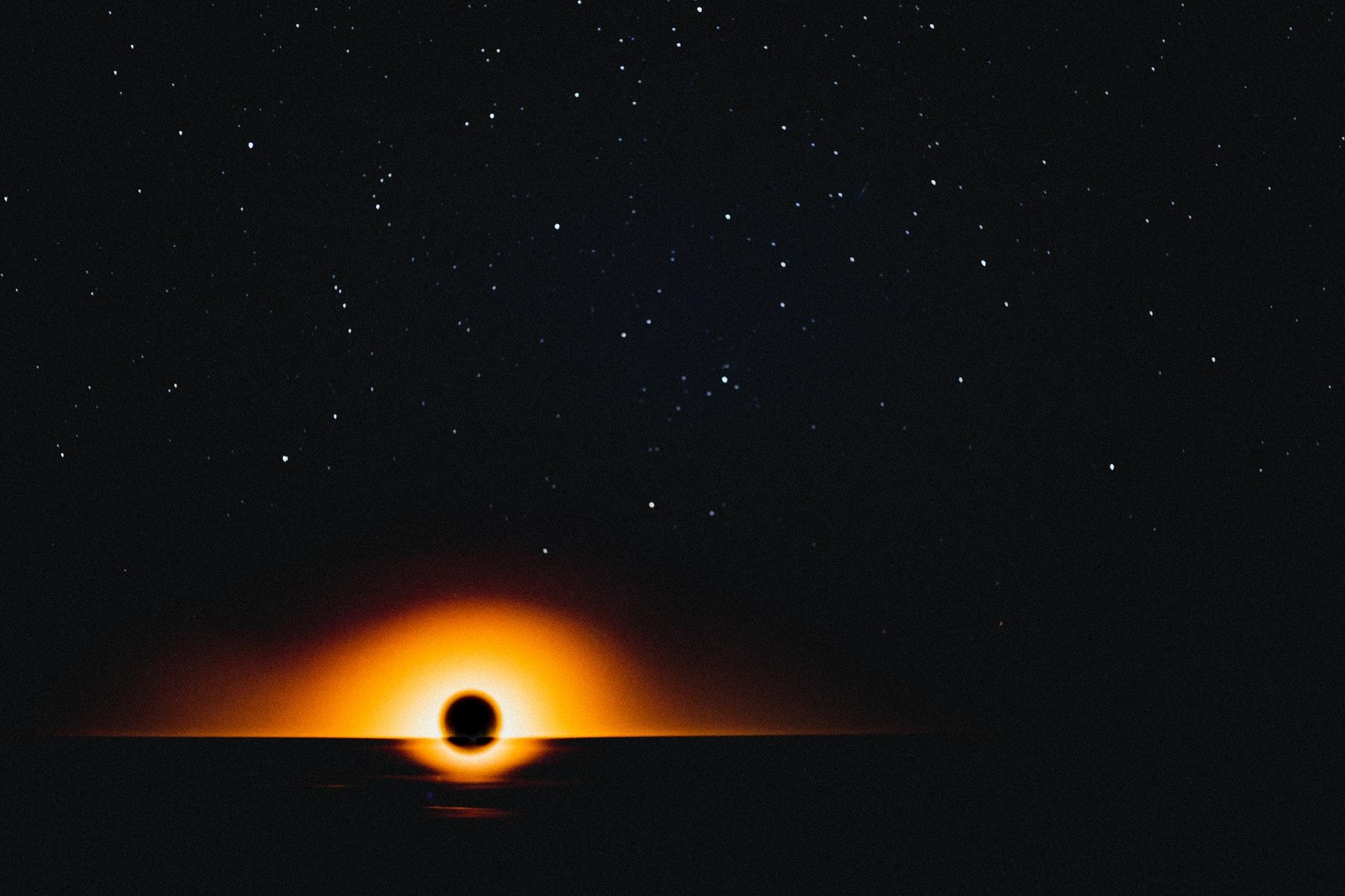 Do buraco negro ninguém escapa!