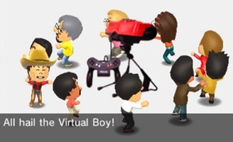 Today, Nintendo itself laughs at the failure of the Virtual Boy, which became a meme