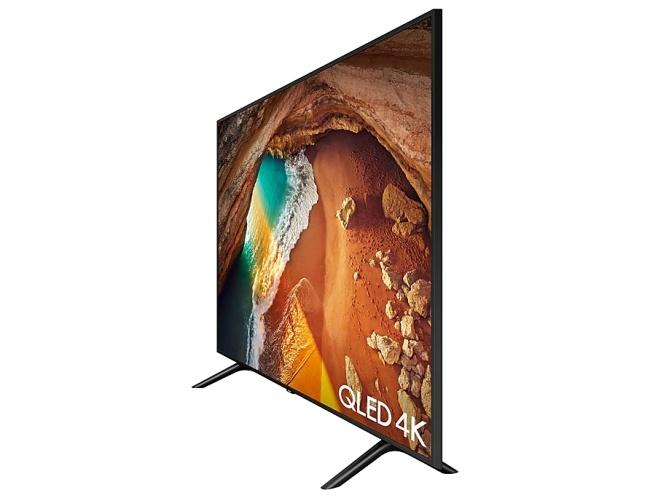 A TV Samsung QLED é um dos modelos que trazem esse padrão de tela.