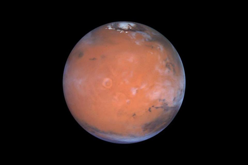 Descoberta de lagos subterrâneos em Marte intriga cientistas