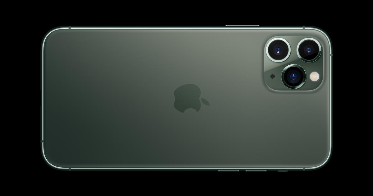 O iPhone 11 Pro chegou ao mercado com opções de até 512 GB de armazenamento
