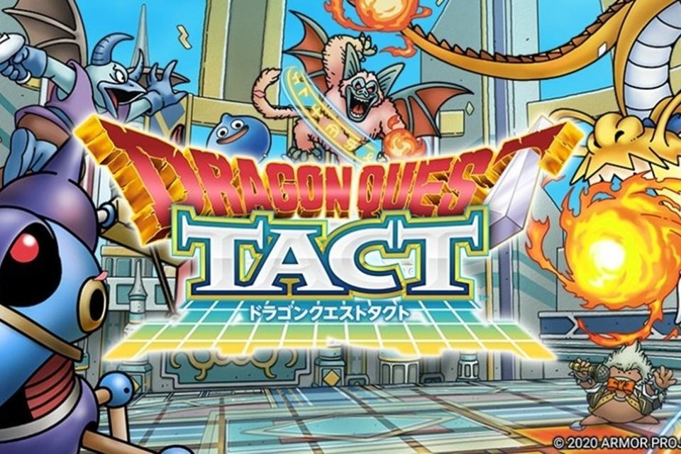 Dragon Quest Tact será lançado no Ocidente