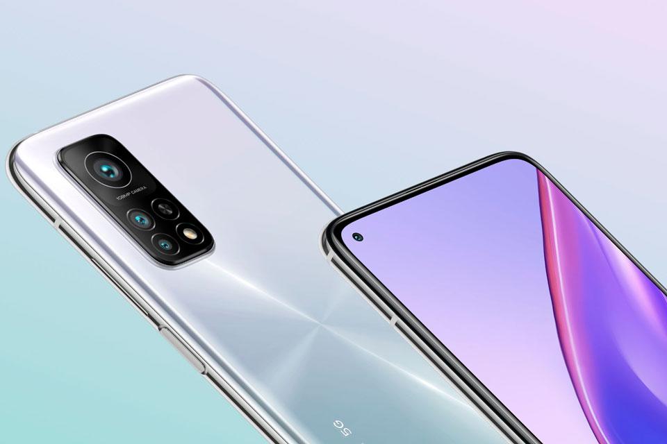 Xiaomi lança celulares Mi 10T com tela de 144 Hz e preço atraente
