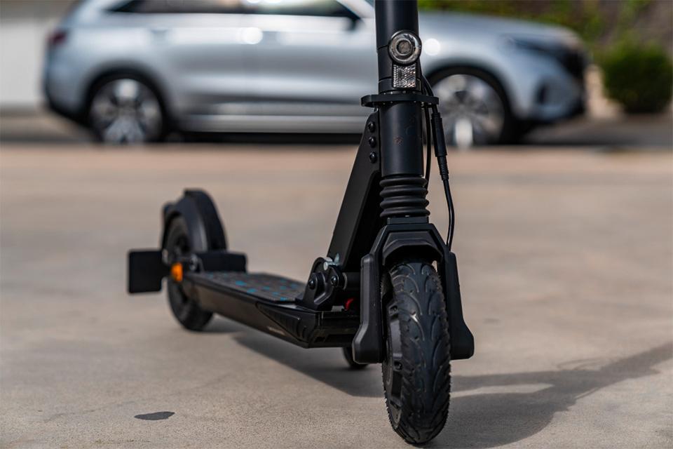 Mercedes anuncia patinete elétrico com 5.000 km de vida útil