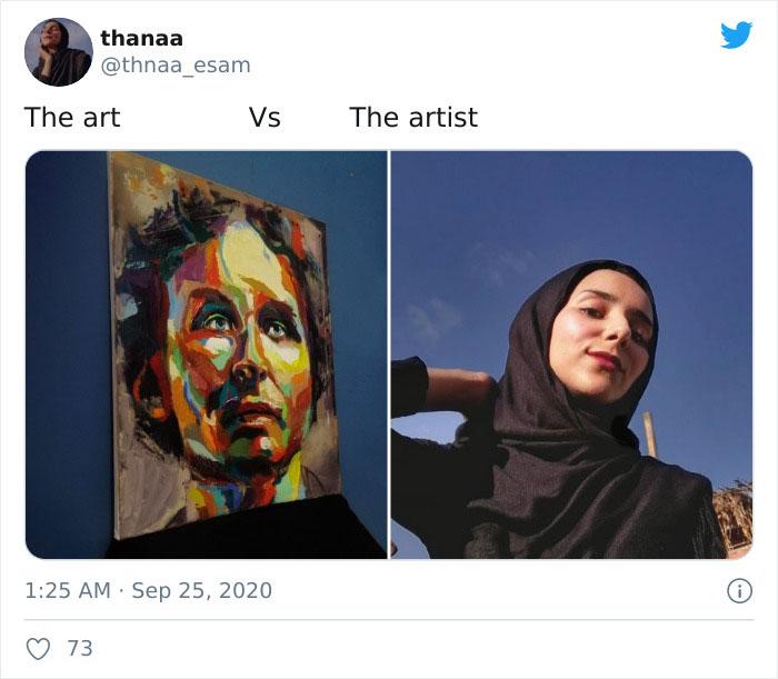 Fonte: @thnaa_esam (Reprodução / Twitter)