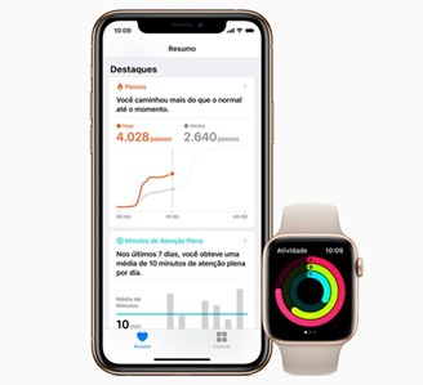 Problemas com o Apple Watch e aplicações de saúde também surgiram depois da atualização.