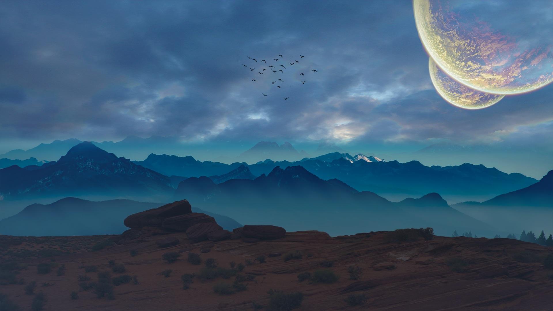24 planetas podem ser melhores para a vida do que a Terra.