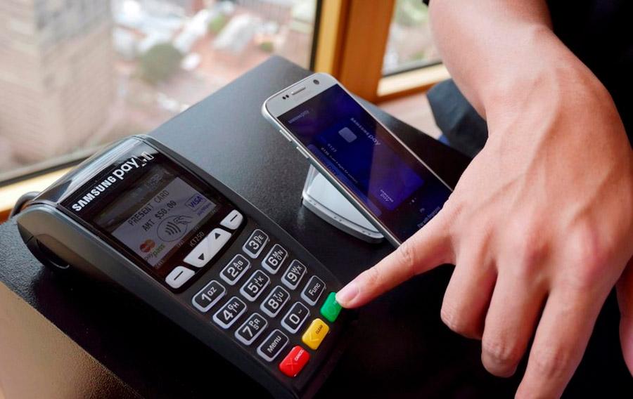 Pagamentos via NFC também cresceram