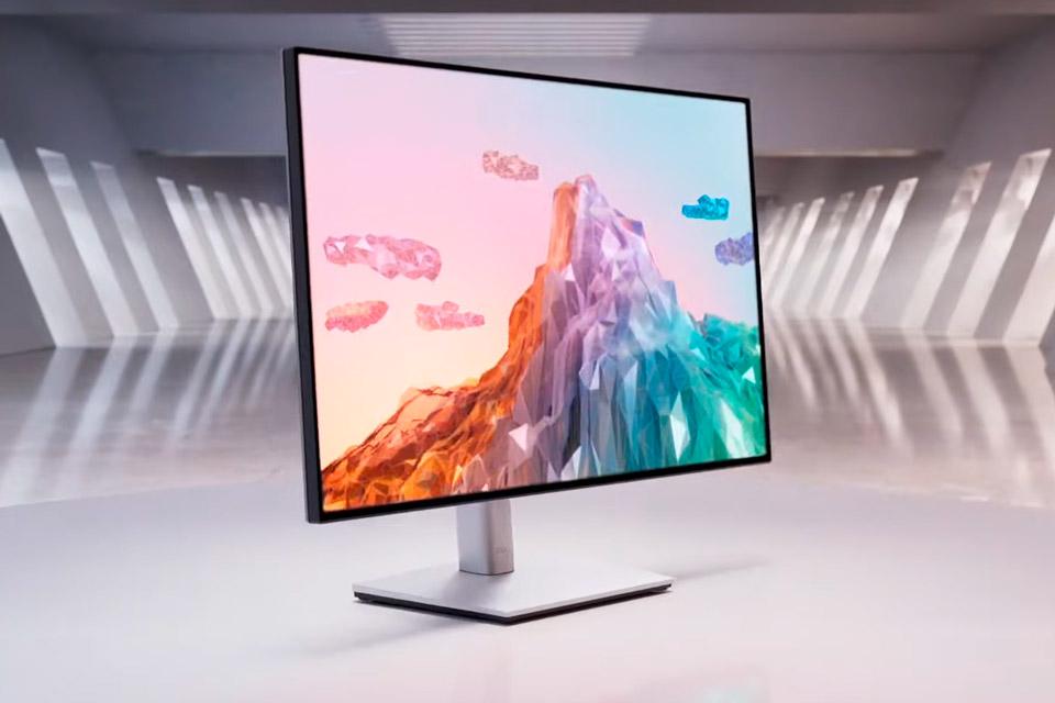 O Dell UltraSharp 24 Hub já está disponível no mercado