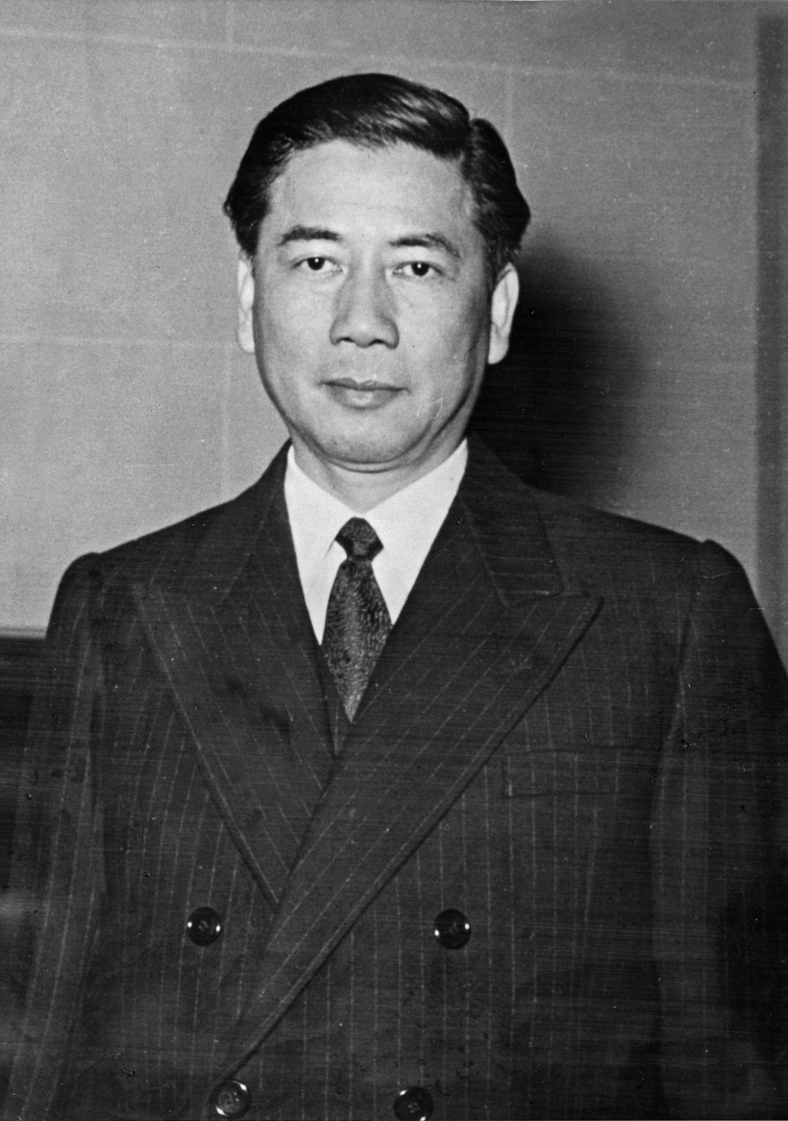 Ngo Dinh Diem. (Fonte: Britannica/Reprodução)