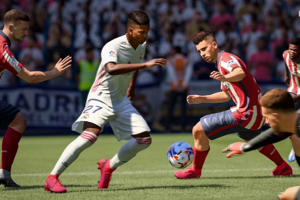 FIFA 21 não vai transferir todo progresso para a próxima geração