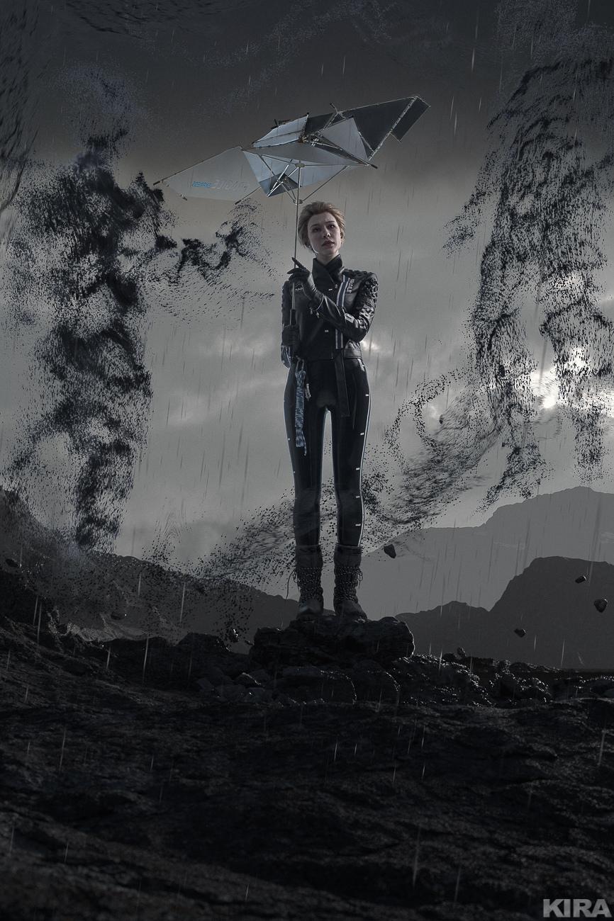 Depois de um período de exclusividade no PS4, Death Stranding foi lançado para PC em julho de 2020