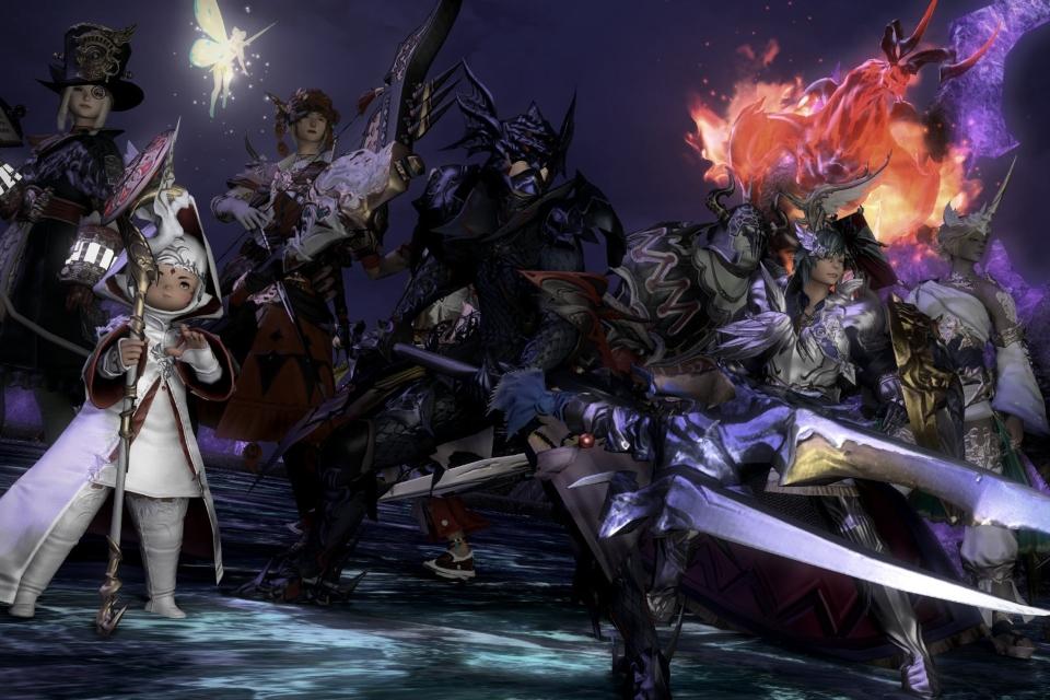 Final Fantasy XIV: game ganhará versão para PS5 com muitas melhorias