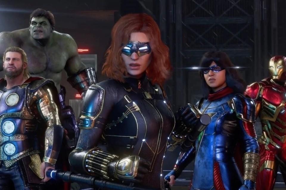 Marvel's Avengers espera atrair os jogadores com mais conteúdo