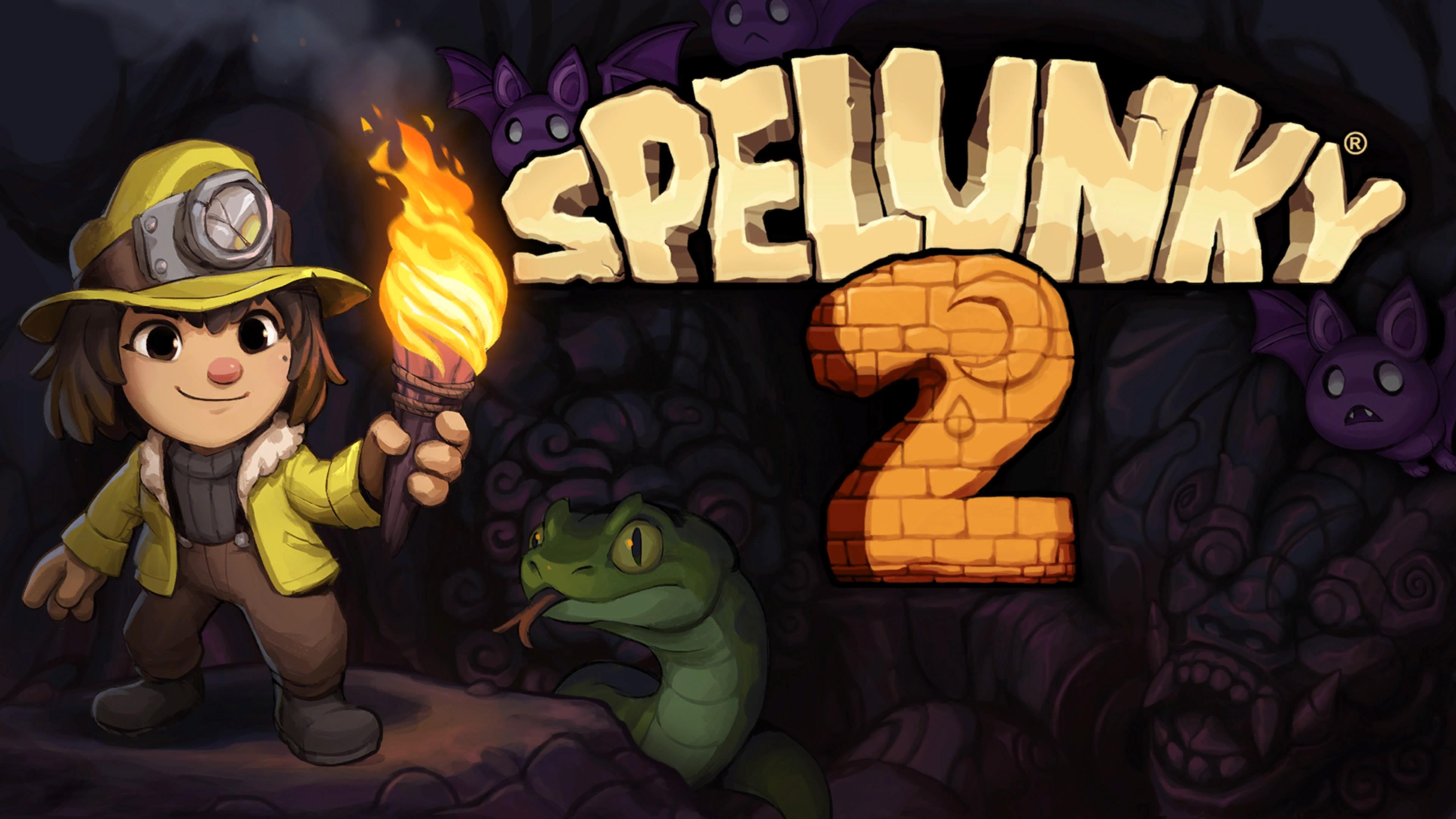 Spelunky 2 é brutalmente impiedoso e dá aula de roguelike