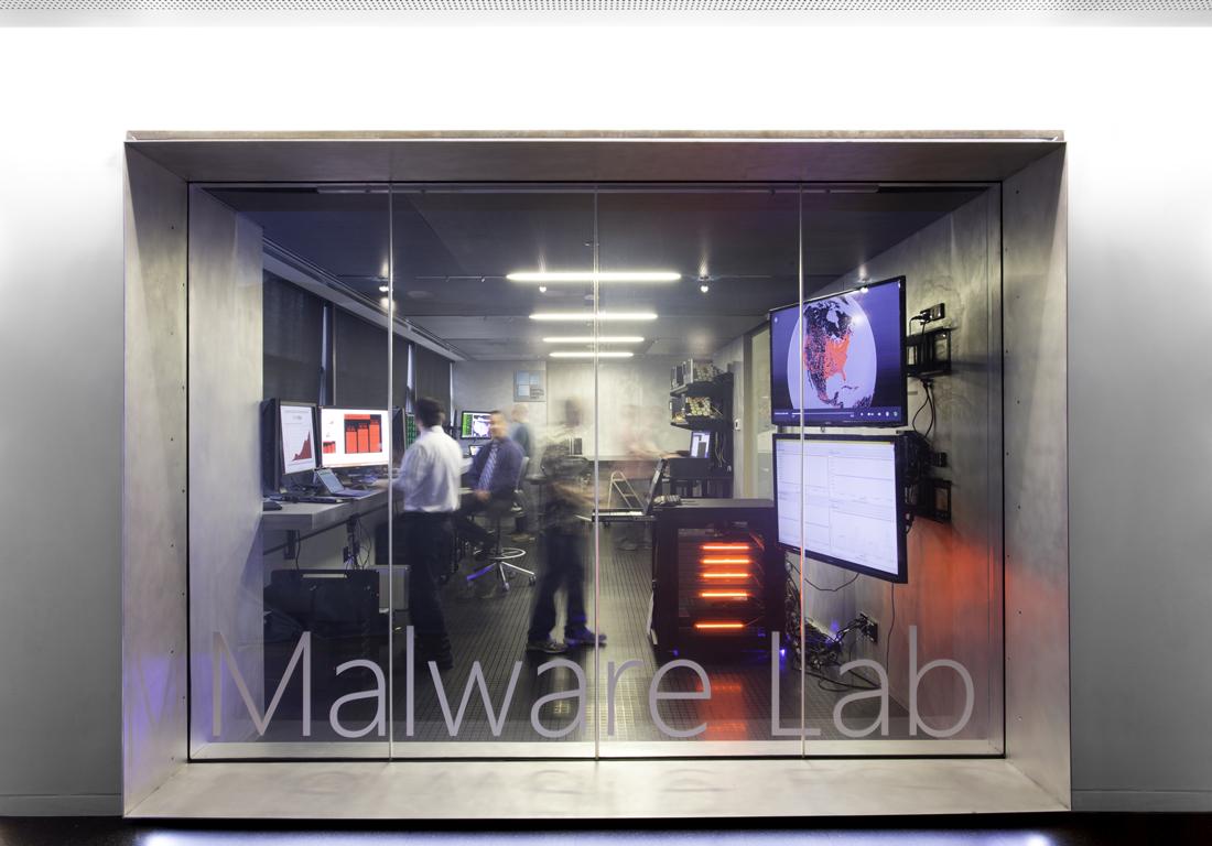 Laboratório de Malware da Microsoft.