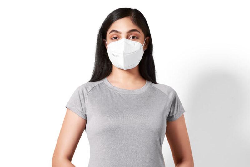 A máscara promete entregar conforto e proteção