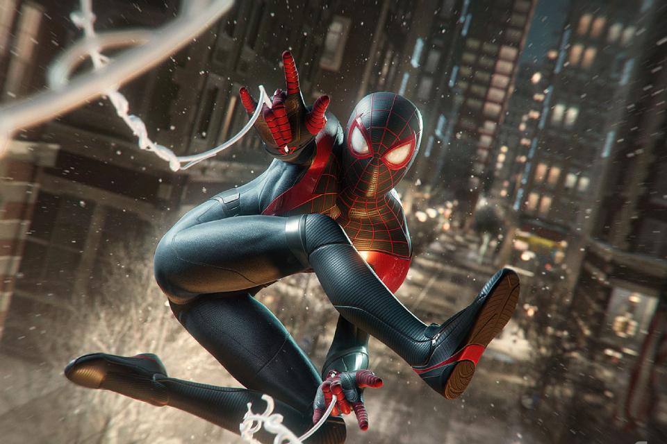 Spider-Man: Miles Morales ganha gameplay inédito