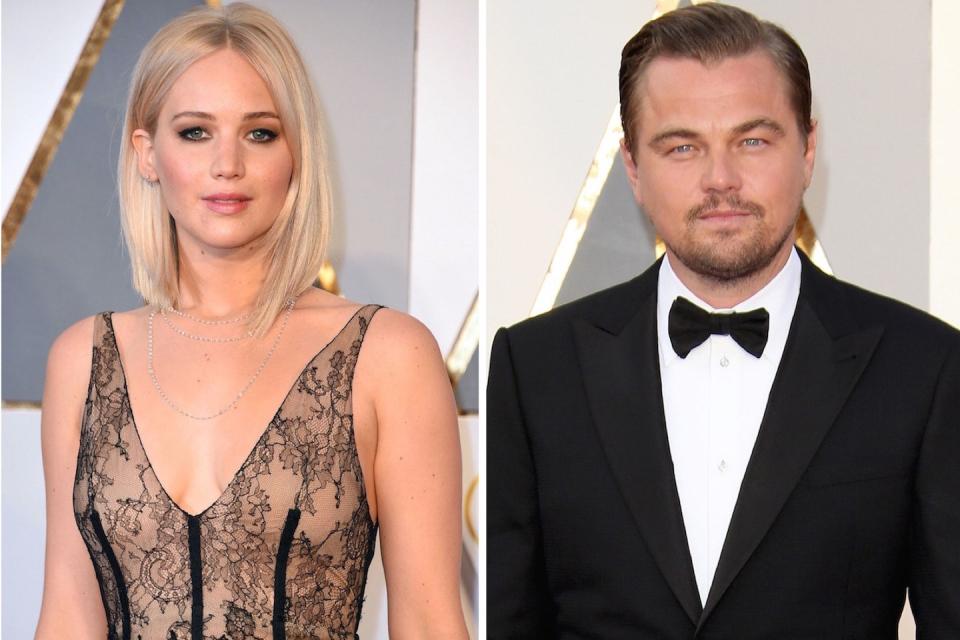Jennifer Lawrence, DiCaprio, Streep atuarão em comédia da Netflix
