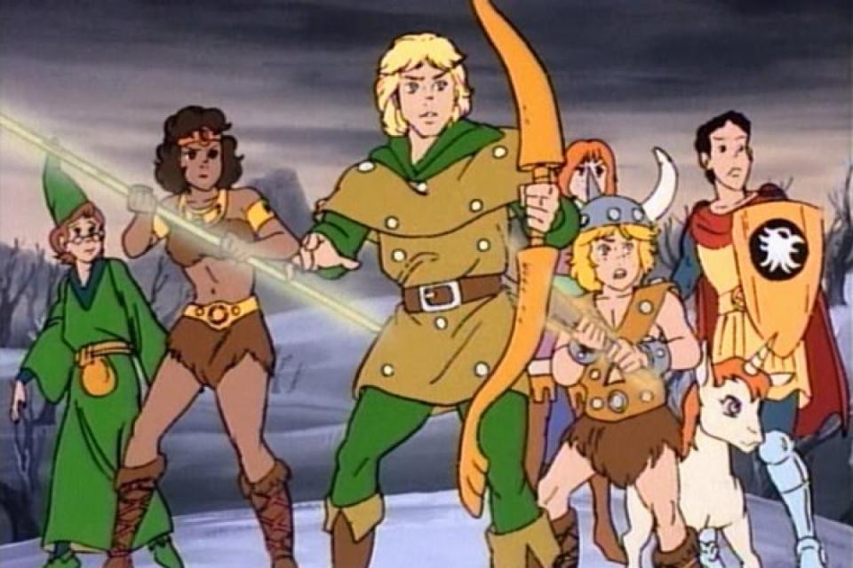 Caverna do Dragão: episódio final do desenho é feito por fãs