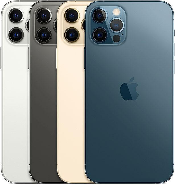 Imagem: Apple iPhone 12 Pro