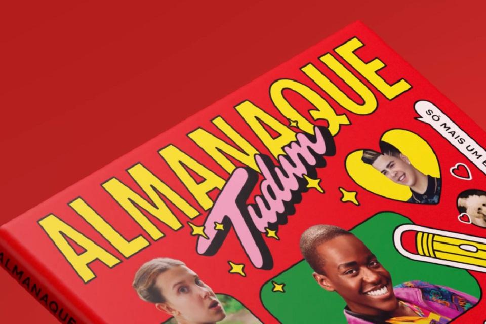 Almanaque Tudum: mais 50 mil cópias gratuitas são distribuídas pela Netflix