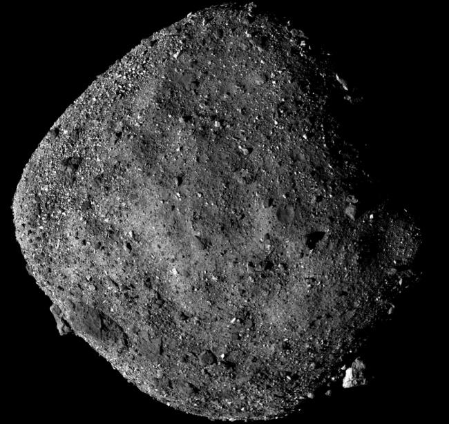 Existe a possibilidade de que o Bennu atinja a Terra em 2135.