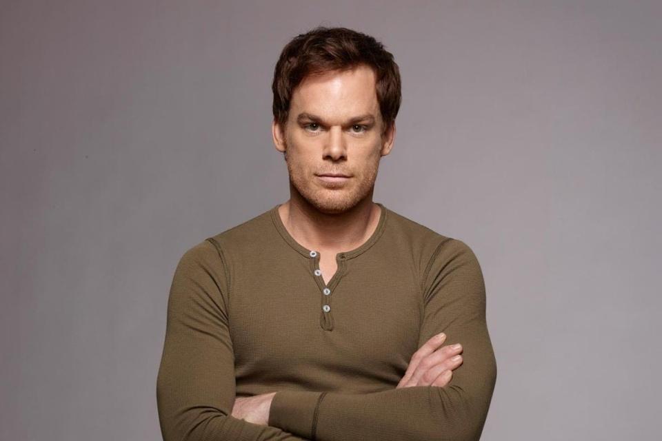 #PorOndeAnda Michael C. Hall, o Dexter Morgan da série Dexter