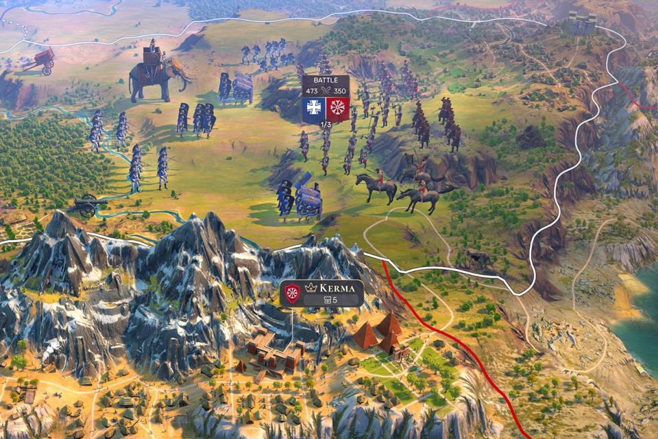 Humankind: RTS ganha previsão de lançamento no PC para para 2021