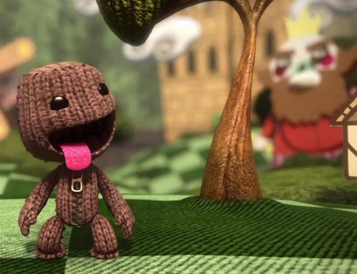 """Sackboy: A Big Adventure fará você ter """"diferentes sensações"""" no DualSense"""