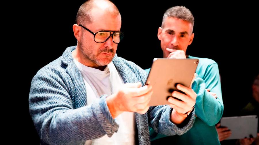 Jony Ive é responsável pelo design dos principais produtos da Apple nos últimos anos
