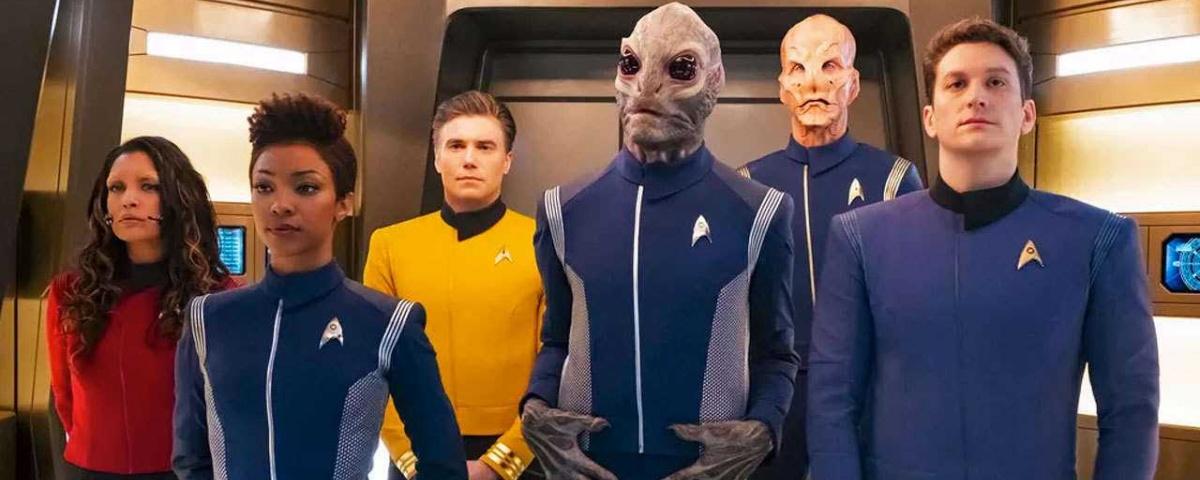 Imagem de: Star Trek: Discovery 3x2: tripulantes consertam a nave (RECAP)