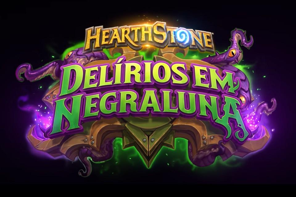Hearthstone anuncia expansão Delírios de Negraluna e novo modo Duelos
