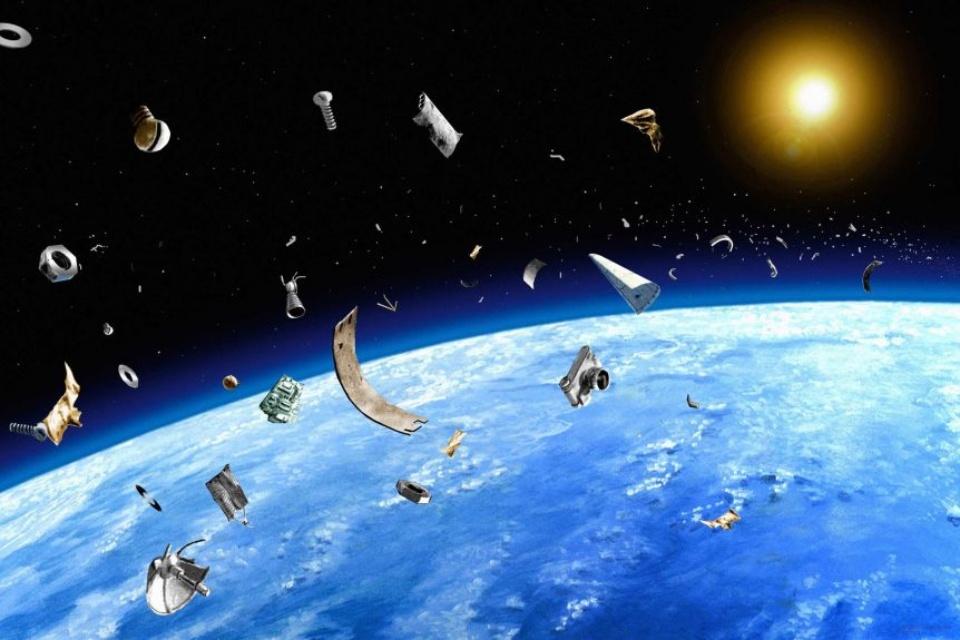 Lixo espacial: SpaceX quer usar a Starship para realizar 'faxina'