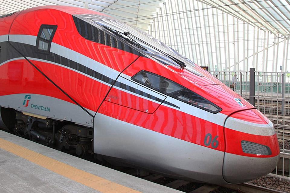 Itália terá trens movidos a hidrogênio