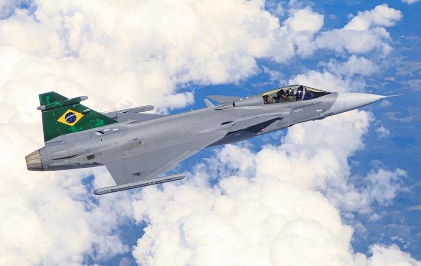 Assista à apresentação do Gripen, o novo caça brasileiro [ao vivo]