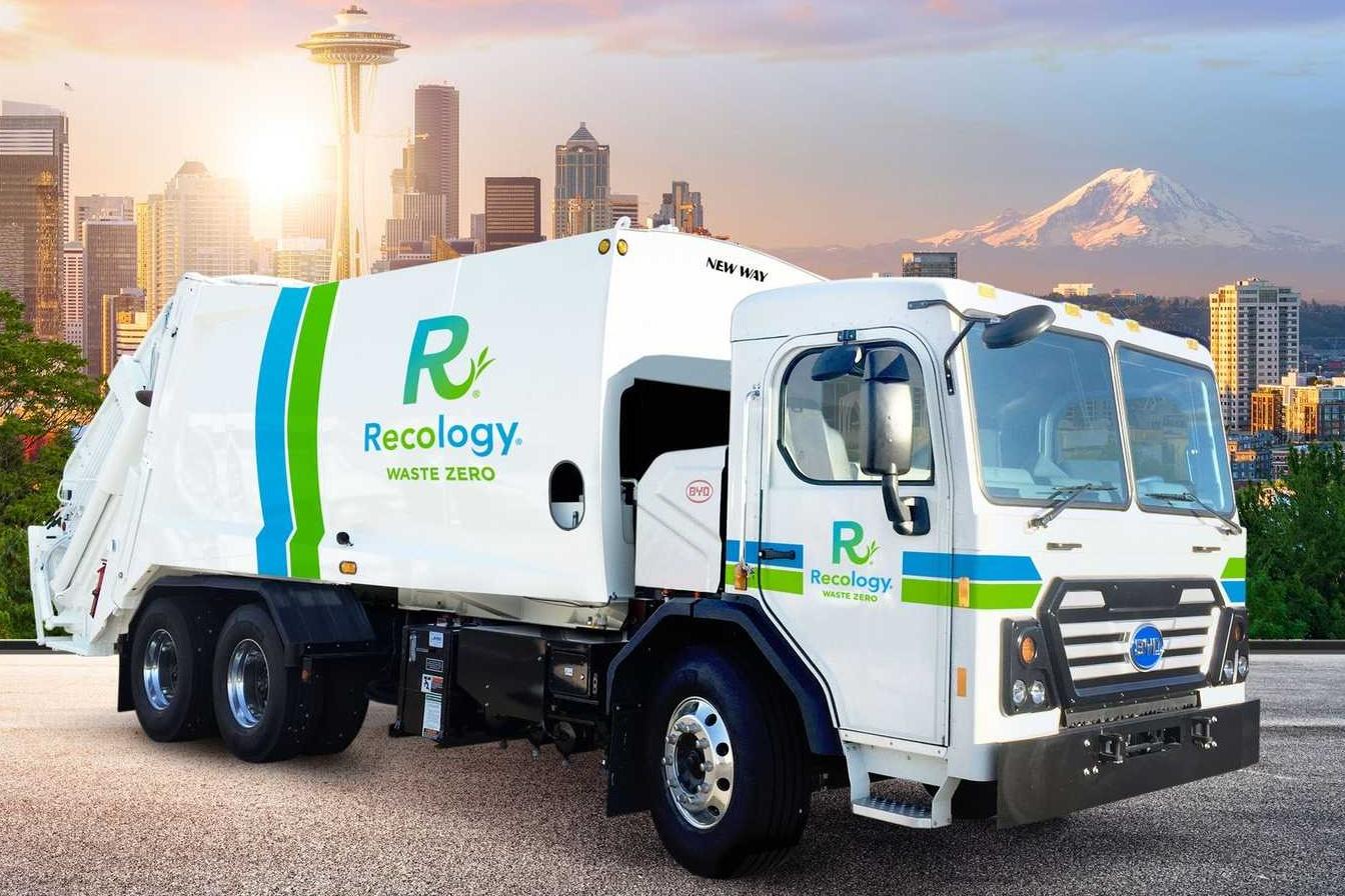 Cidade escocesa terá maior frota de caminhões de lixo a hidrogênio