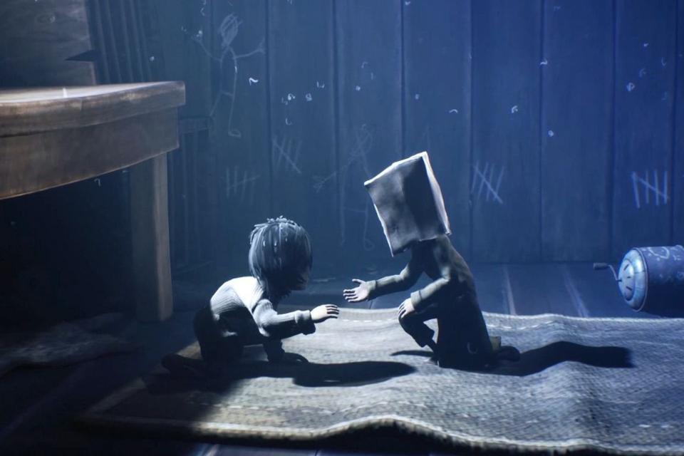 Little Nightmares 2 ganha novo trailer assustador