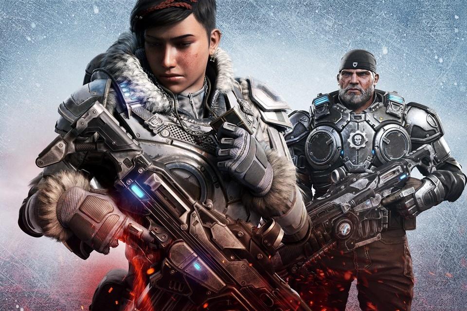 Xbox Series X: Gears 5 terá New Game+ e nova DLC Hivebusters