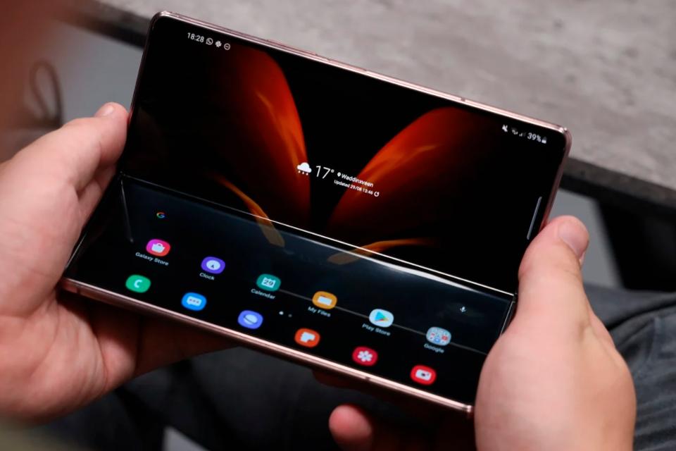 S Pen do Galaxy Fold 3 pode trazer nova tecnologia