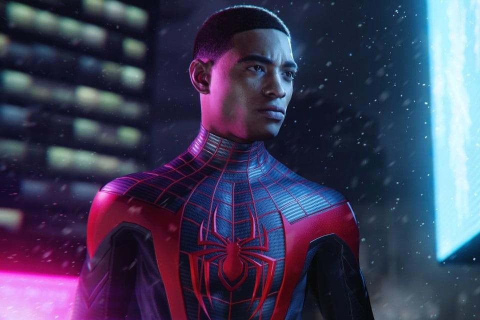 Ator de Spider-Man: Miles Morales sabia do novo jogo desde 2018